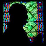 Image of praying gentleman