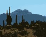 Arizona and Utah