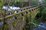 Bridge across Whatcom Creek *