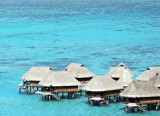 * Overwater Bungalows