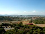 View of Pretoria