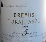 Hungría / Tokaji / 1999