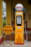 One of the Gas Pumps