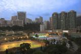 Lai Chi Kok Park after Sunset