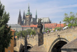 St. Vitus over Charles Bridge