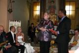 Wedding of Kristin Anderson and Piergiorgio Rosetti
