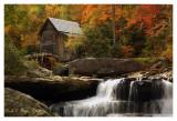 Glade Creek Grist Mill #060