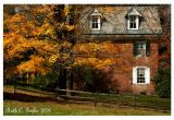 Farmhouse at Stover's Mill