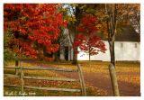 Autumn in Washington Crossing
