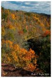 High Rock Cliffs Above Tohickon Creek