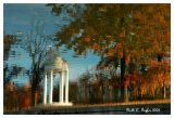 Autumn Sunset Reflections