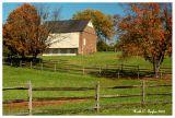 Autumn Morning on the Farm