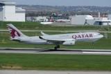 Qatar Cargo Airbus A330-200F   F-WWTS / A7-AFZ