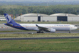 SN Brussels Airlines   Airbus A330-300  OO-SFM
