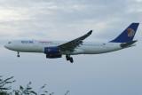 Egypt Air   Airbus  A330-200   SU-GCI