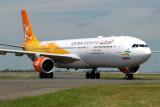 Qatar Airways  Airbus A330-300   A7-AEE
