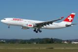 Swiss  Airbus A330-200   HB-IQC