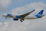 XL Airways France  Airbus A330-200   F-GRSQ