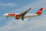 TAM   Airbus A330-200   PT-MVF