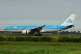 KLM  Airbus A330-200  PH-AOD