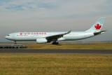 Air Canada  Airbus A330-300  C-GFAJ