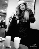 Accosted at Denny's