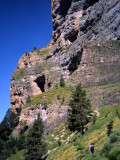 Majestic cliffs