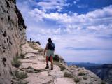 Steep climb ahead