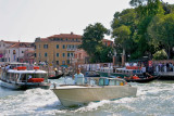 Busy Canal Grande