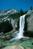 Vernal Falls in summer