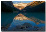 Sunrise, Lake Louise 2