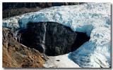 Falls, Athabasca Glacier