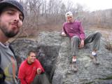11/20/06 - Bouldering/Mountain Boarding