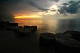 Sunrise at Klandasan