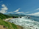 Cannon Beach from Ecola Point, Oregon