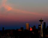 Seattle Evening II