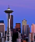 Seattle Summer Evening