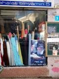 Nachlat Binyamin cloth shop