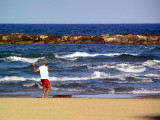 Tai chi by the sea.JPG