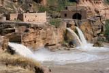 Water mills area