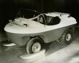 Penguin amphibious vehicle