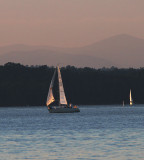 Sailing at Evening