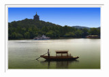 West Lake - The Boat & The Pagoda