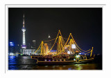 Huangpu River - Golden Boat