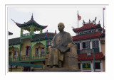 Dr. Sun Yat Sen Statue