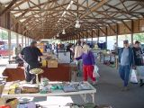 A DIXIE FLEA MARKET...........THEY GO ON AND ON