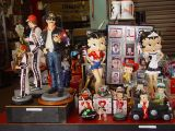 LOTS OF TOYS AND MEMORABILIA ARE AVAILABLE AT FLEA MARKETS