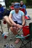 Fixing Her Feet