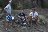 Marty, Rasmus & Eric