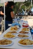 Aid Station Food